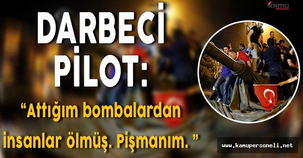 Cumhurbaşkanlığı ve Camiyi Bombalayan Darbeci Pilotun Ek İfadesi