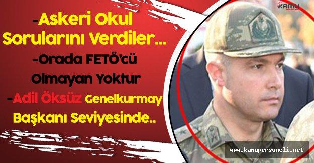 """Darbeci Emir Subayı Türkkan : """" Orada Paralelci Olmayan Bir ALLAH'ın Kulu Yoktur!"""""""