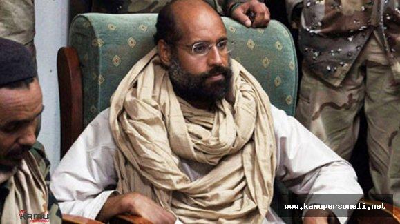 Devrik lider Muammer Kaddafi'nin Oğlu Serbest Bırakıldı mı?