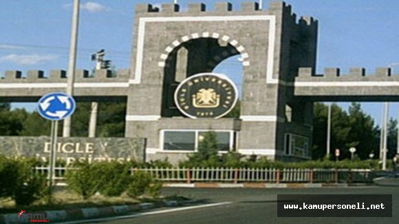 Dicle Üniversitesi'nde Gözaltına Alınan Zanlılardan 2'si Tutuklandı