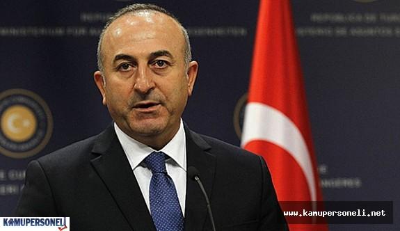 Dışişleri Bakanı Çavuşoğlu Suudi Türk Koordinasyon Konseyinde
