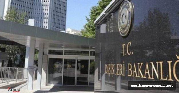 Dışişleri Bakanlığı Sözleşmeli Sekreter Alımı Başvurularında Sona Geliniyor