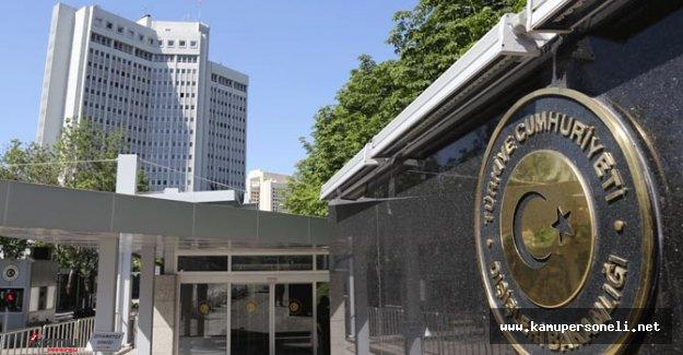 Dışişleri Bakanlığından UNESCO Dünya Miras Komitesi Hakkında Açıklama Yapıldı