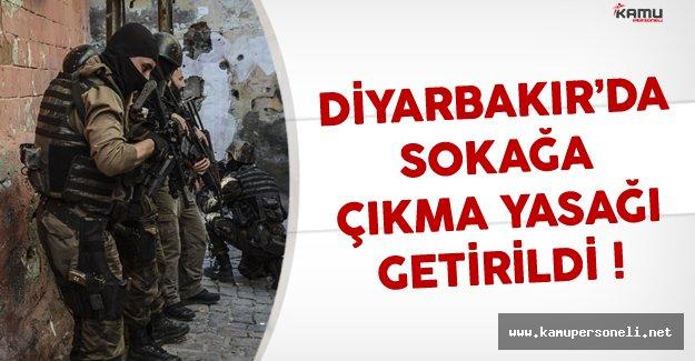 Diyarbakır'a Bağlı 11 köyde Soka Çıkma Yasağı Geldi