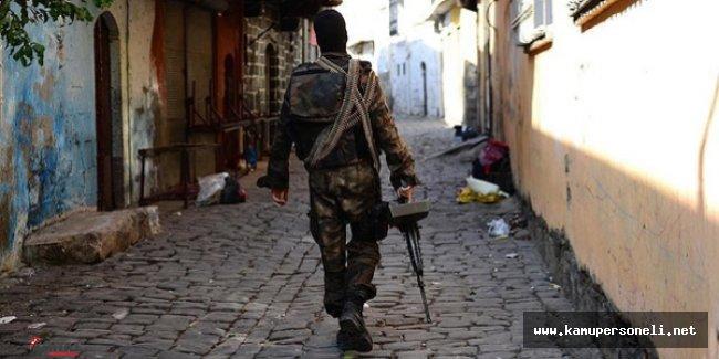 Diyarbakır'da PKK'ya Yönelik Operasyonlar Devam Ediyor