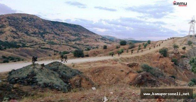 Diyarbakır Lice'de 23 Eylül'de Başlatılan Operasyon Tamamlandı