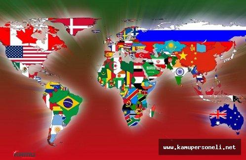 Dünya Zengini Ülkeler Sıralaması ( Türkiye Sıralamada Yer Aldı Mı ? )