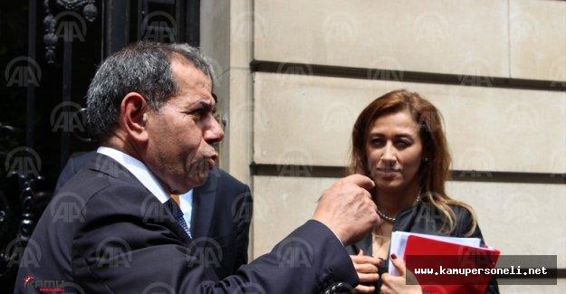 Dursun Özbek: CAS'tan Uygun Bir Karar Çıkmasını Bekliyorum