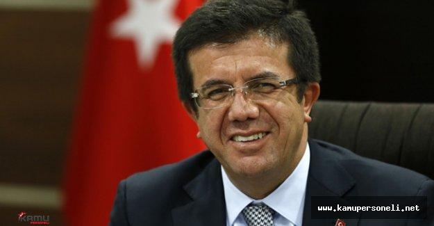 """Ekonomi Bakanı: """"İsrail, Cumhurbaşkanımızın Dediği Gibi  Özür Dileyecek ve.."""""""