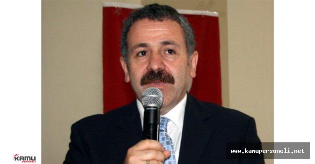 Ekonomi İşlerinden Sorumlu Genel Başkan Yardımcısı Şaban Dişçi Kimdir?
