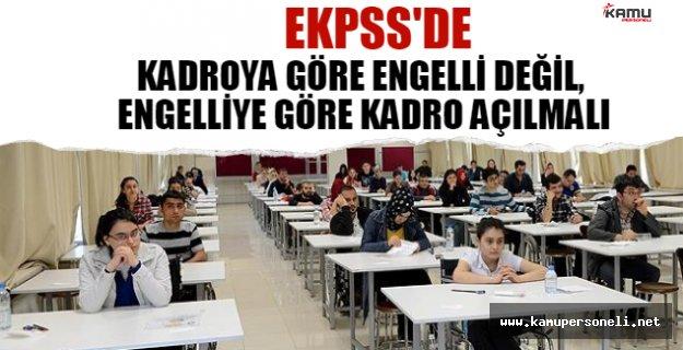 EKPSS'de 301 Kadro Boş Kaldı, Adaylar Tepkili