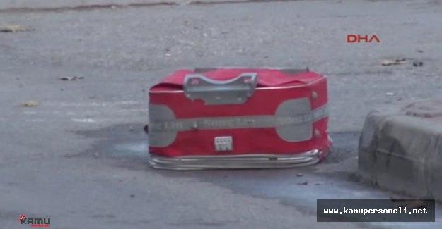 Elazığ'da Bomba Paniği