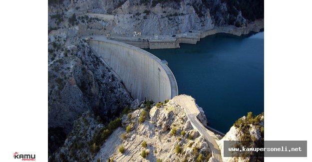 Elektrik Üretim AŞ'ye (EÜAŞ) ait 5 Hidroelektrik Santrali Özelleştiriliyor