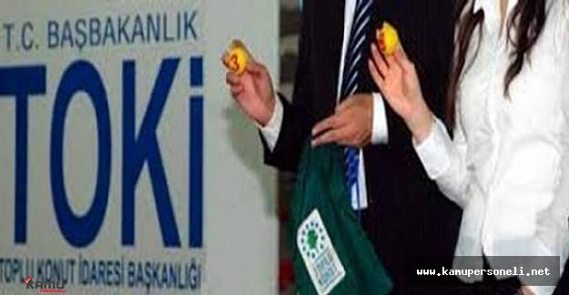 Adana TOKİ Kuraları Çekildi