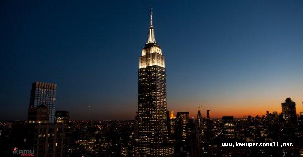 Empire State, İstabul İçin Karanlığa Büründü