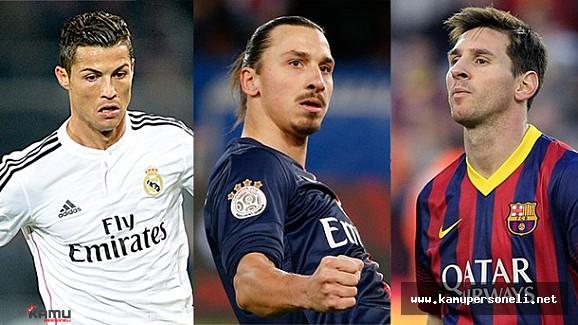 En Çok Kazanan Futbolcular Listesi Açıklandı