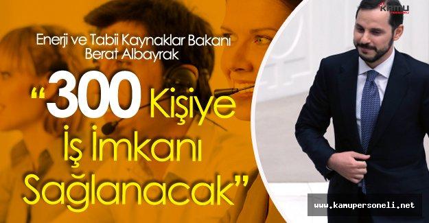 Enerji Bakanı'ndan Kars'ta 300 Kişilik İstihdam Müjdesi