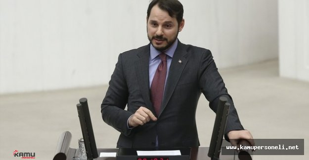 """Enerji ve Tabii Kaynaklar Bakanı Berat Albayrak: """"Tabi ki riskler vardır"""""""