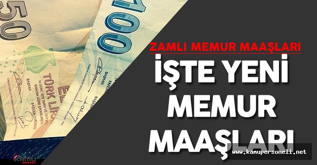 Enflasyon Oranı Açıklandı Memurların Maaşına Yapılacak Zam Belli Oldu - 2016 Temmuz Memur Maaşları