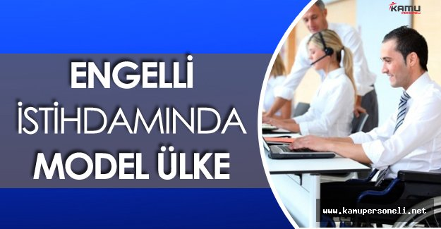Engelli İstihdamı Konusunda Türkiye İslam Ülkelerine Model Oldu