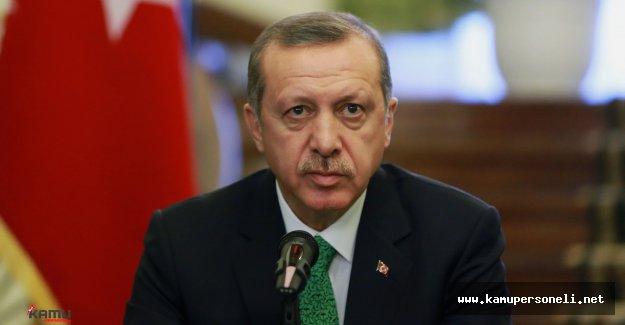 Erdoğan: ' 15 Temmuzu Şehitleri Anma Günü İlan Ettik '