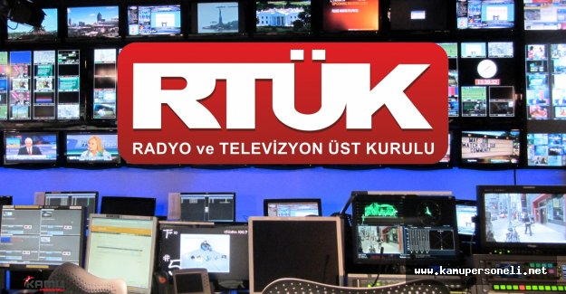 Erdoğan'a Hakaret RTÜK Tarafından Cezalandırıldı