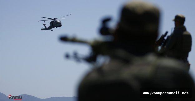 Erdoğan'a Saldırı Düzenleyen Askerler Havadan Karadan ve Denizden Aranıyorlar