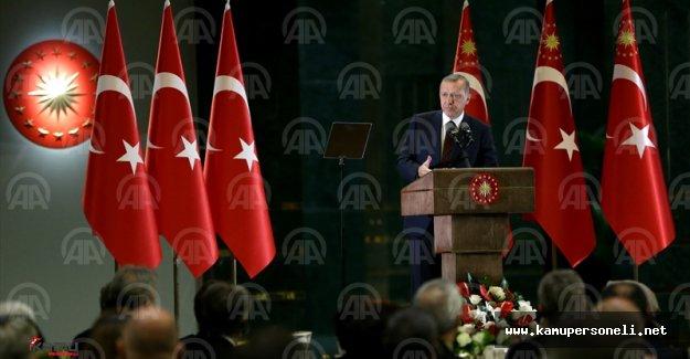 Erdoğan: AB Üyeliği Bizim İçin Stratejik Bir Hedef