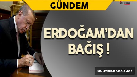 Erdoğan'dan Bağış !