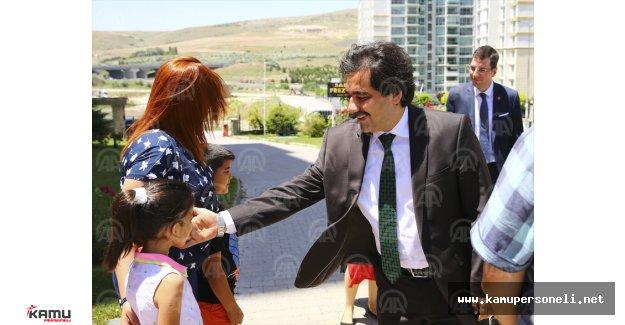 Erdoğan'dan Şehit ve Gazi Çocuklarına Karne Hediyesi Gönderdi