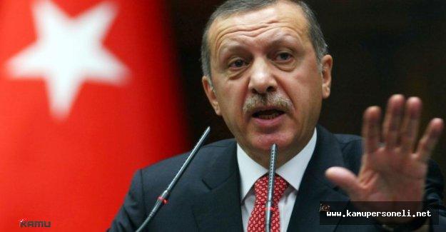 Erdoğan: Devlet İçinde Devlet Asla Kabul Edilemez
