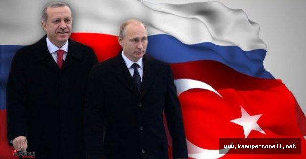 Erdoğan ile Putin'in Telefon Görüşmesi Detayları