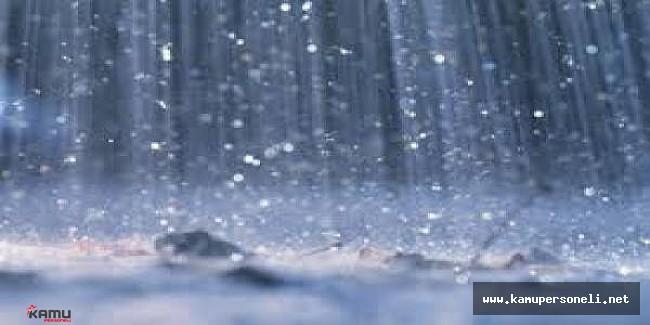 Erken Kabul Olan Yağmur Duası