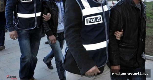 Erzurum Merkezli FETÖ/PDY Operasyonunda 23 Kişi Tutuklandı