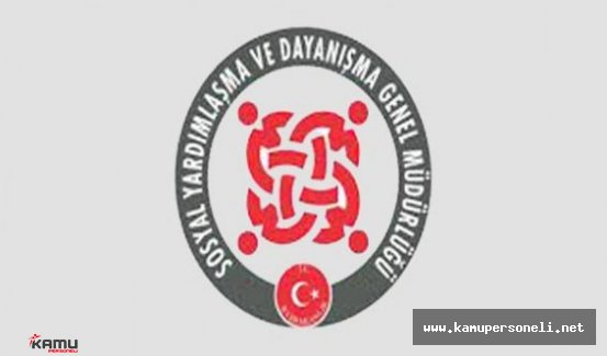 Erzurum SYDV Personel Alacak
