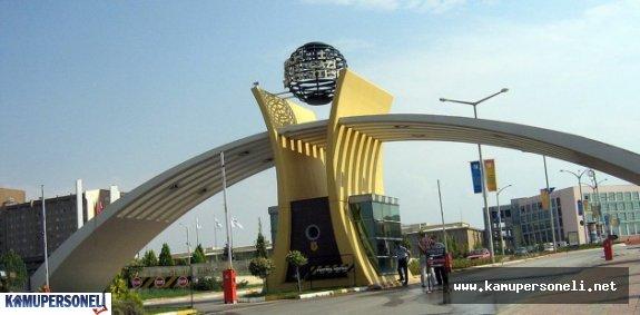 Eskişehir Osmangazi Üniversitesi Sözleşmeli Personel Alımı