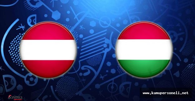 EURO 2016 F Grubu Macaristan Avusturya Maç Sonucu
