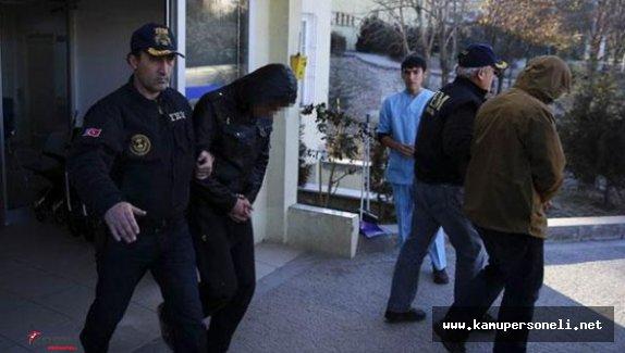 Eylem Hazırlığındaki Terör Örgütü Üyeleri Yakalandı