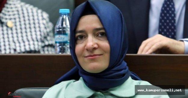 Fatma Betül Sayan Kaya: Başbakanımız O Atamalar İçin Zaman Kaybetmeyin Dedi