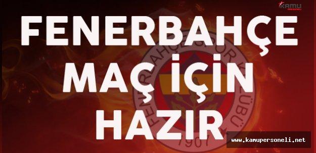 Fenerbahçe Kafilesi Sağ Salim Manchester'da !