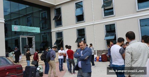 Fethiye'de Özel Öğrenci Yurdu Mühürlendi