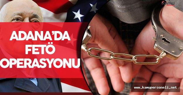 Adana'da 24 Doktor, Diş Hekimi ve Eczacı Gözaltına Alındı