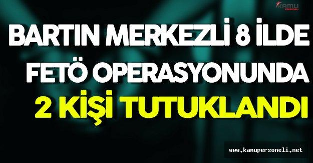 FETÖ Soruşturmasında 13 Zanlı'dan 2'si Tutuklandı