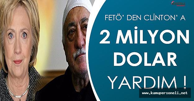 FLAŞ İDDİA ! FETÖ' den ABD Başkanlık Seçimlerine 2 Milyon Dolarlık Yardım!