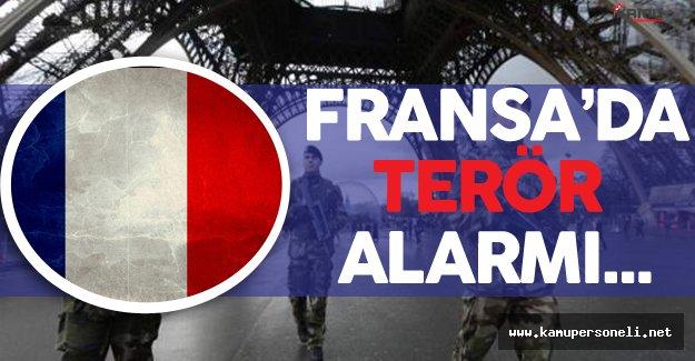 """Fransa Başbakanı Açıkladı """" Terör saldırısı riski en yüksek seviyede"""""""