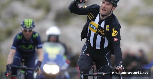 Fransa Bisiklet Turu Yedinci Etabı Stephen Cummings Kazandı