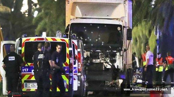 Fransa'daki Terör Saldırısına İlişkin Yeni Gelişmeler