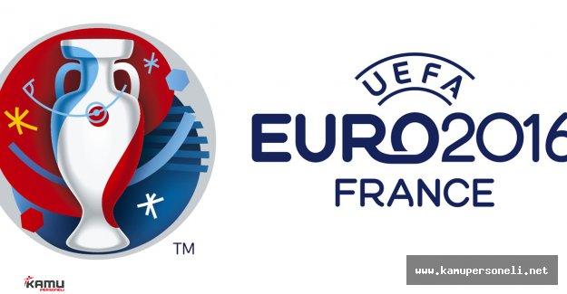 EURO 2016 Şampiyonası Başladı