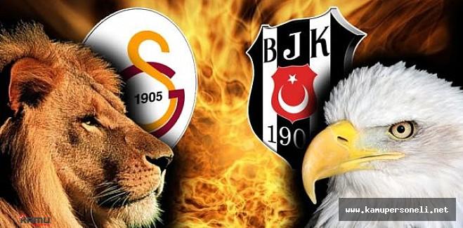 Galatasaray-Beşiktaş Maçı Ne Zaman? Saat Kaçta? Derbinin Hakemi Kim?