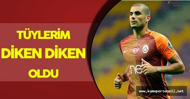 Galatasaray Golcüsü Röveşata Golü İtirafında Bulundu